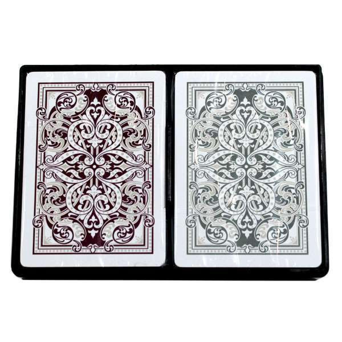 Kem cards poker size