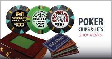 Poker Chips and Poker Chip Sets