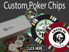 Custom Poker Chips & Sets