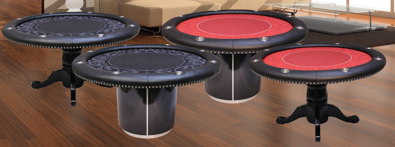 Luxury Poker Tables