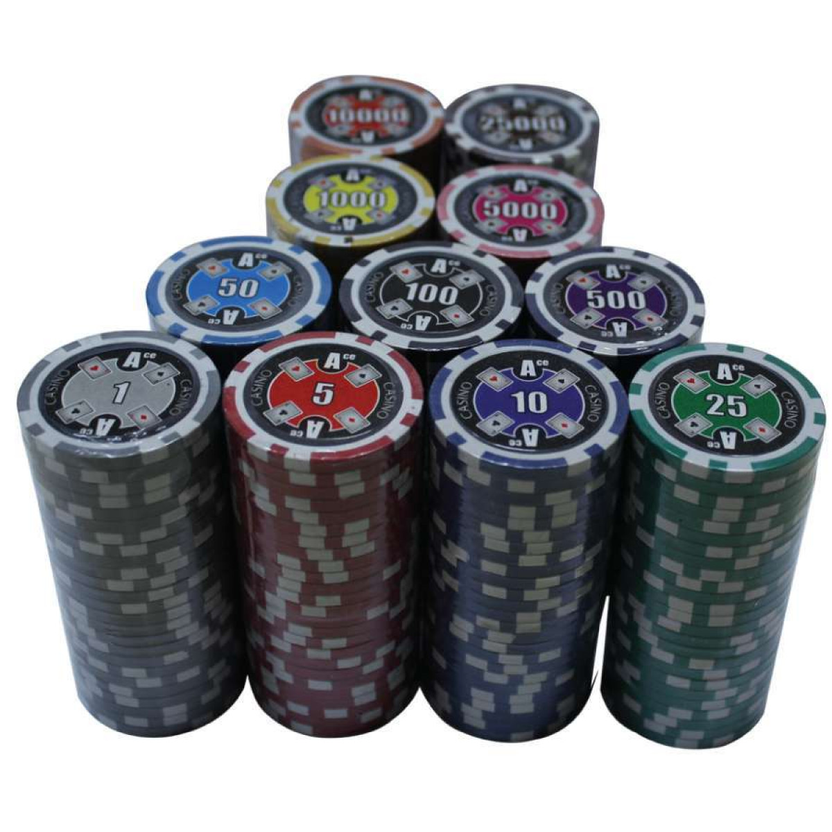 Casino aces poker chips crown towers casino