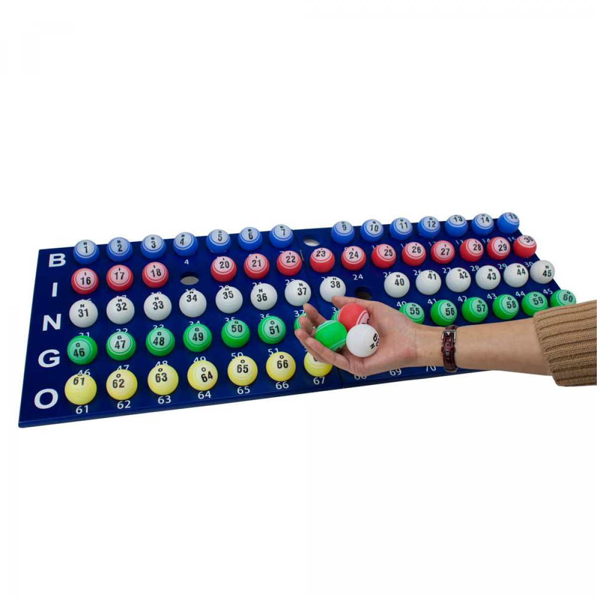 Bingo Equipment Bingo Cage Bingo Game Kit