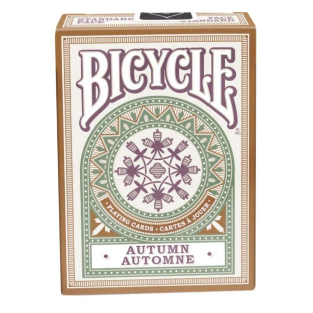 Bicycle Autumn Bicycle Playing Cards