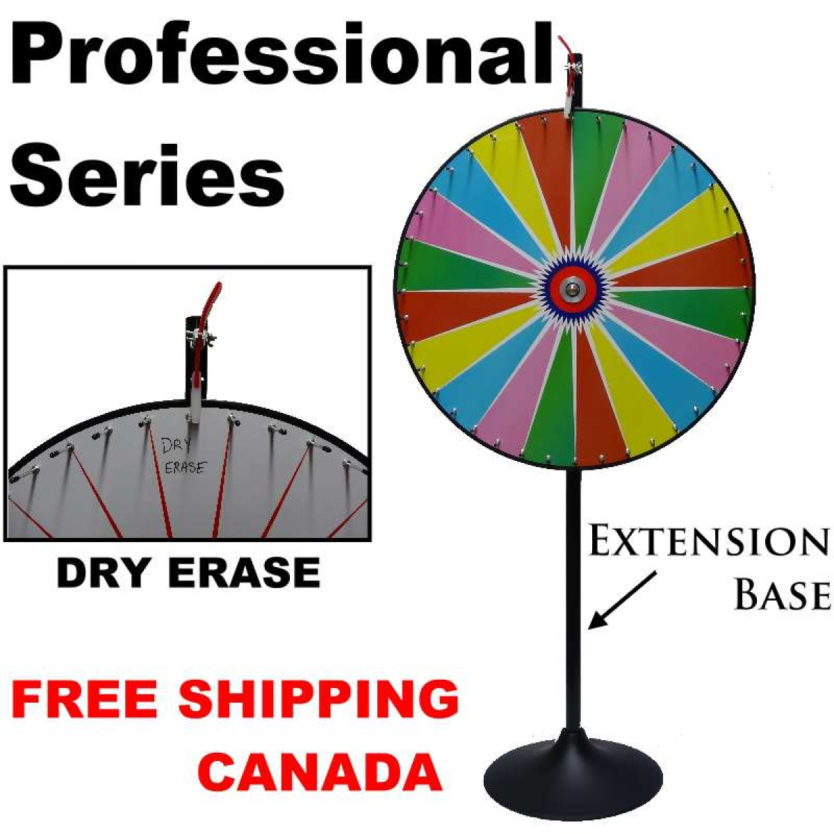 Buy Dry Erase Prize Wheels In Canada