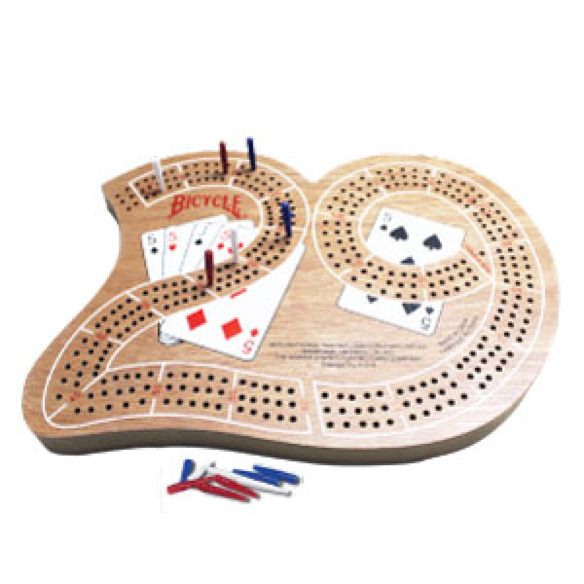 Cribbage Board Game Large 29