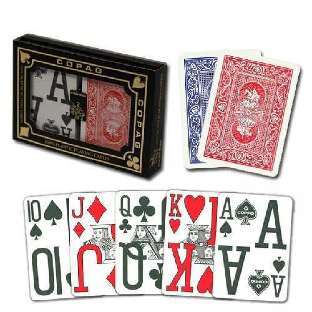 Printing On Index Cards: Plastic Playing Cards
