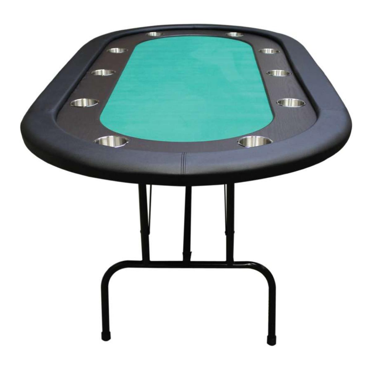 Folding Poker Table Poker Tables Straight Poker Supplies