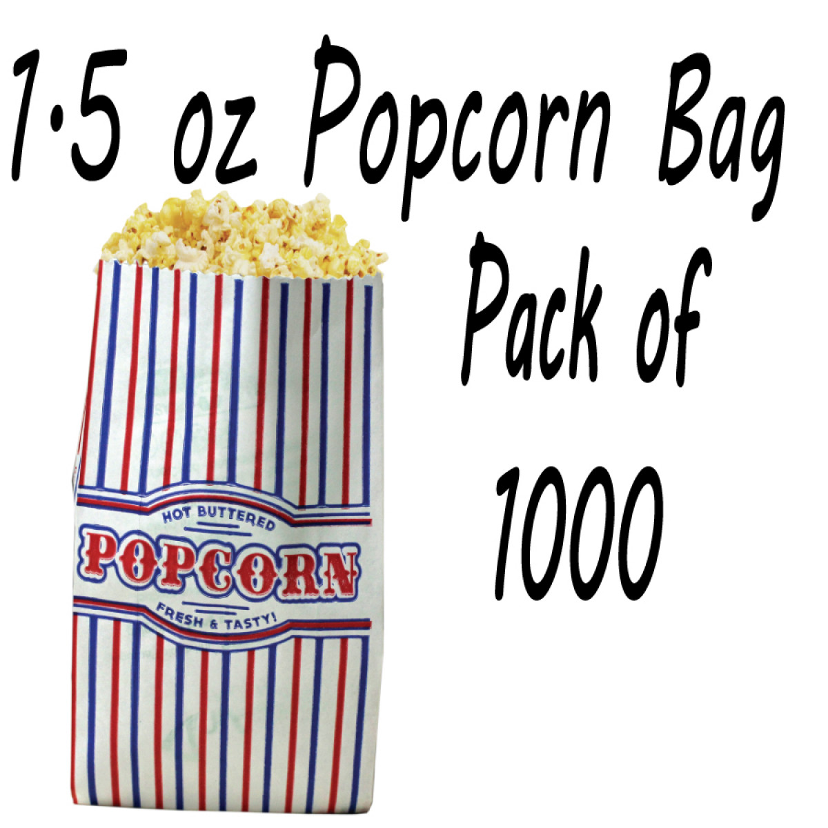 Popcorn Bags Popcorn Supplies