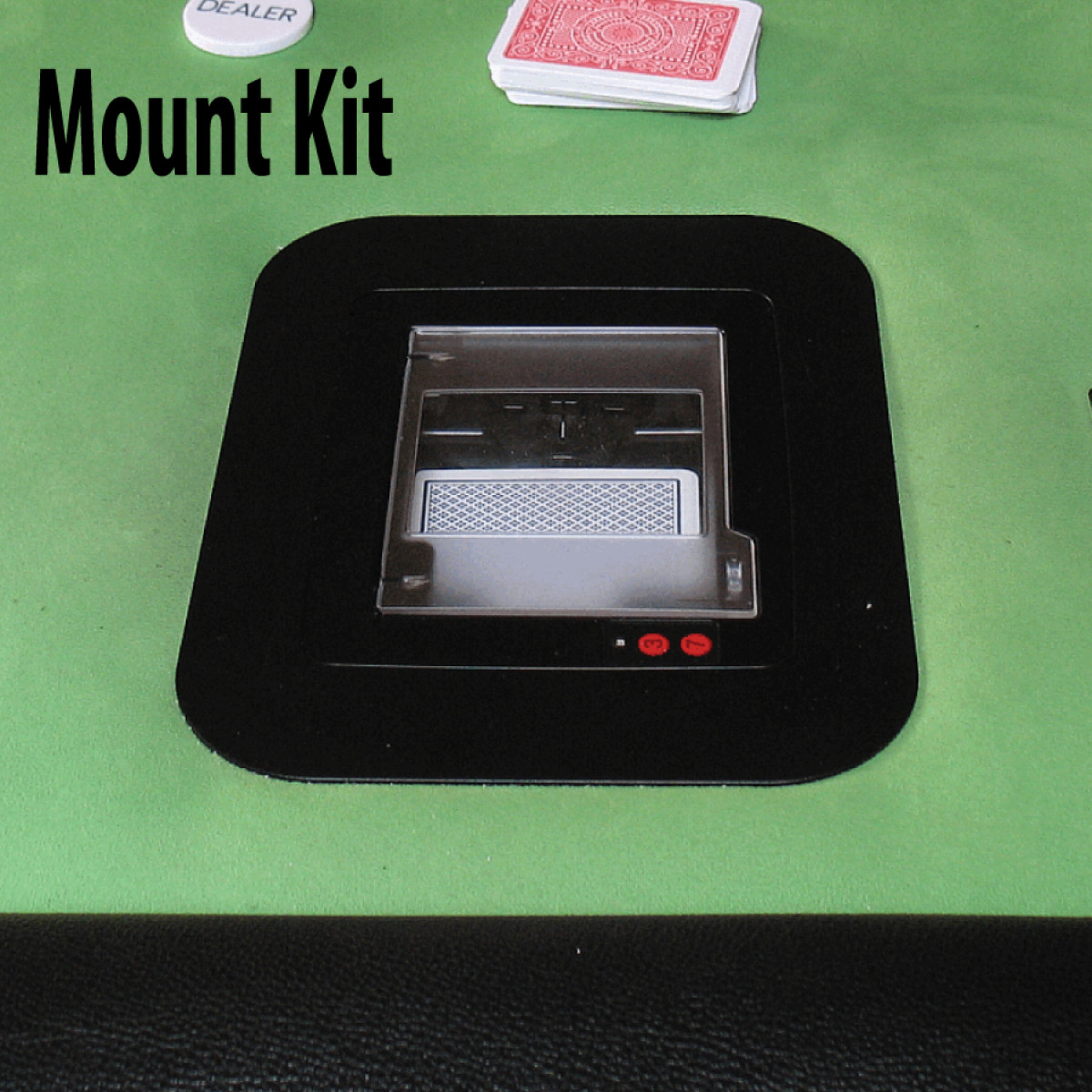 Automatic card shuffler for poker tables st1000 shuffle tech optimum placard roulette