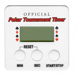 Official Poker Tournament Timer