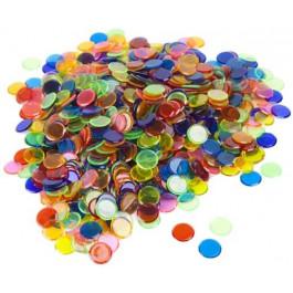 1000 Mixed Color Bingo Marker