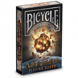 Bicycle Playing Cards Asteroid