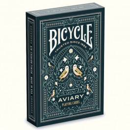 Bicycle Playing Cards Aviary