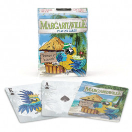Bicycle Playing Cards MARGARITAVILLE