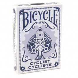 Bicycle Playing Cards CYCLIST BLUE Plastic Coated Cards