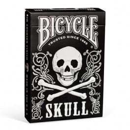 Bicycle Skull Deck