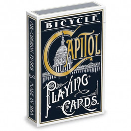 Bicycle Playing Cards Capitol