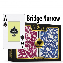 Copag Playing Cards Class Natural Bridge Jumbo Index