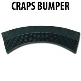 Craps Pyramid Bumper Rubber