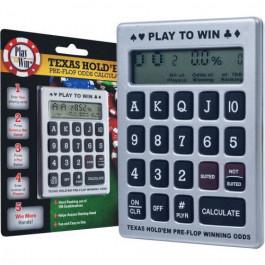 Texas Hold'em Poker Pre-Folp Odds Calculator - Learning Tool