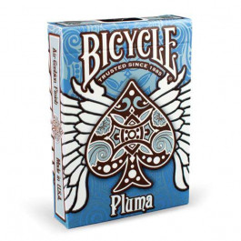 Bicycle Playing Cards PLUMA Plastic Coated Cards