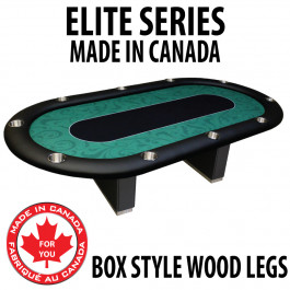 Green Poker Table Elite