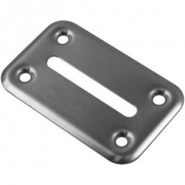 Chip Slot : Stainless Steel for Poker or Blackjack Table