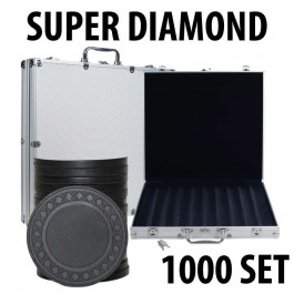Super Diamond 9 gram 1000 w/Aluminum Case