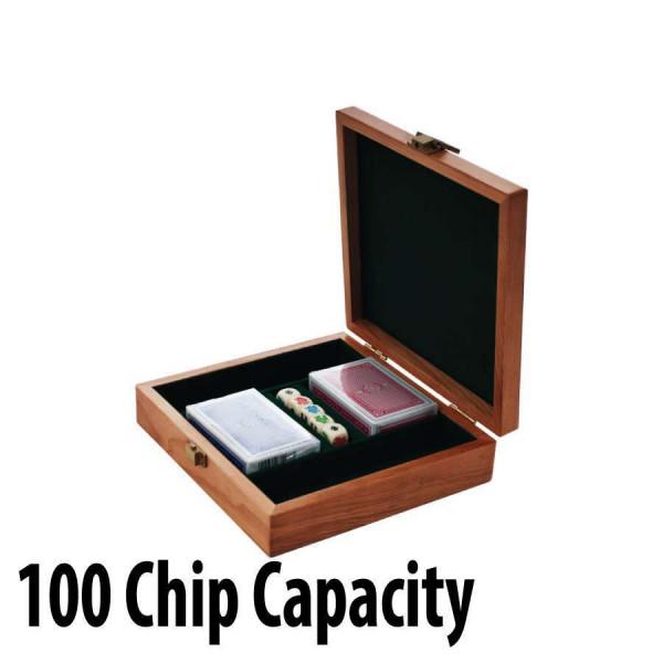 600 piece poker chip case