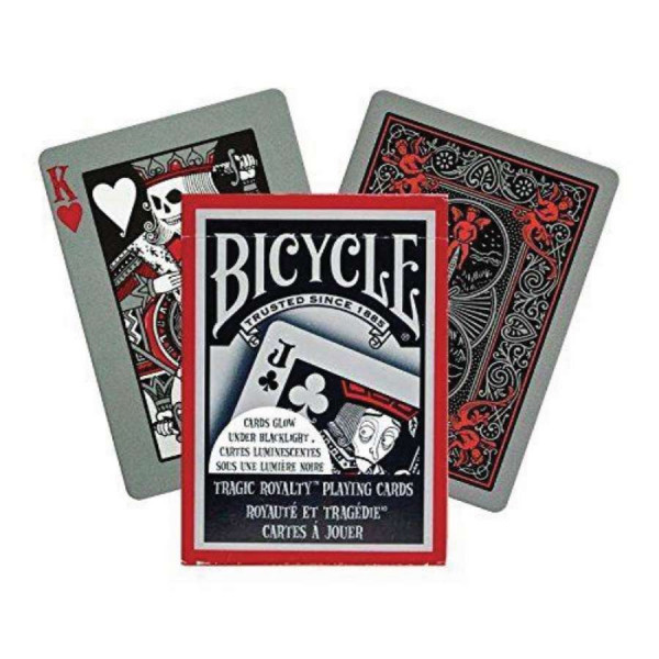 Bicycle Tragic Royalty | Bicycle Playing Cards