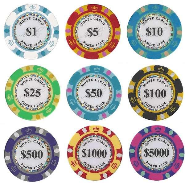 best home poker chips