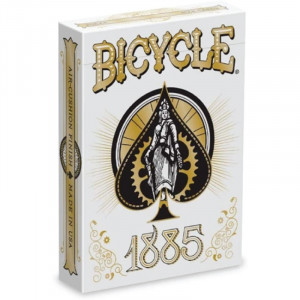 Bicycle Playing Cards 1885