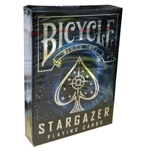 Bicycle Playing Cards STARGAZER Plastic Coated Cards