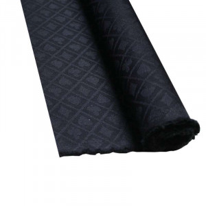 Poker Speed Cloth Black : Select your size