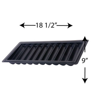 Poker Dealers Tray : 500 capacity  tray