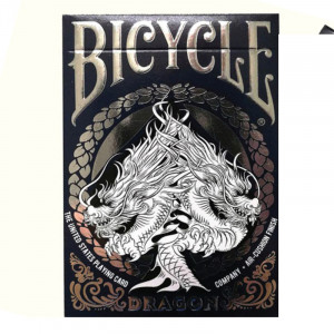 Bicycle Playing Cards DRAGON 2018 EDITION
