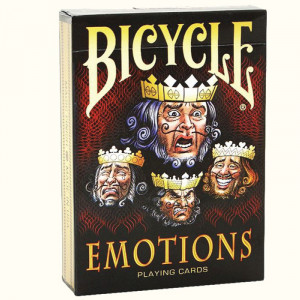 Bicycle Playing Cards Emotions