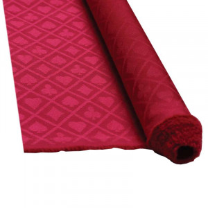 Poker Speed Cloth Red : Select your size