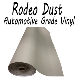 Stretchable Poker Table Vinyl Rodeo Dust : 9 feet (3 yards)