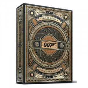 James Bond Playing Cards Limited Edition