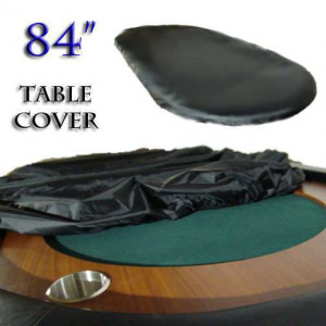 Poker Table Cover 84 inch poker table size