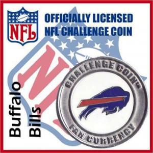 Poker Protector Card Guard Cover : NFL Buffalo Bills