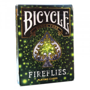 Bicycle Playing Cards Fireflies