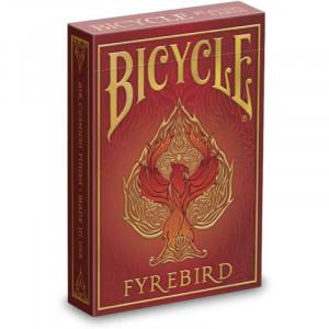 Bicycle Playing Cards Fyrebird