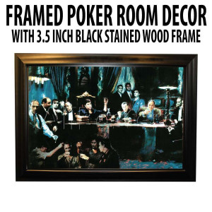 Framed Art  : Gangster Dinner