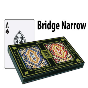 Kem Playing Cards Paisley Bridge Regular