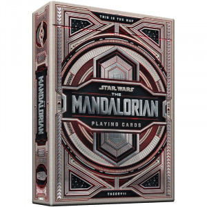 Mandalorian Playing Cards Limited Edition Star Wars Series