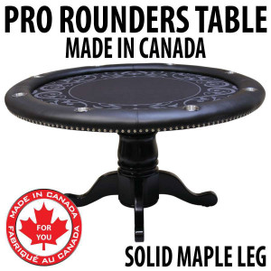 Rounders Poker Table