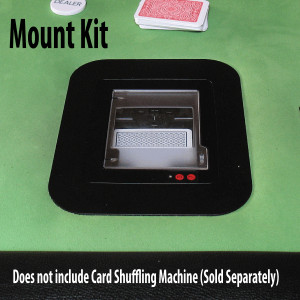 Flush Mount Kit for Shuffle Tech ST1000