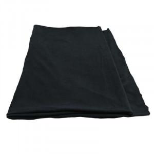 Supreme Casino Poker Table Cloth - Black felt